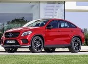 2016 Mercedes-Benz GLE Coupe - image 585226
