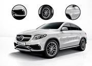 2016 Mercedes-Benz GLE63 AMG Coupe - image 585523