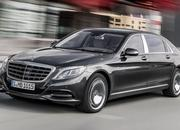 2016 Mercedes-Maybach S-Class - image 599556