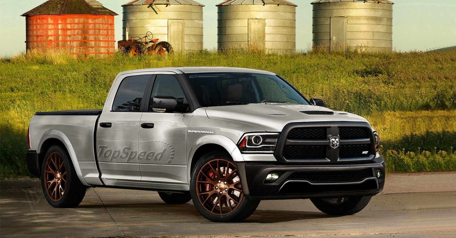 2017 ram 1500 srt hellcat picture 581074 car review top speed. Black Bedroom Furniture Sets. Home Design Ideas