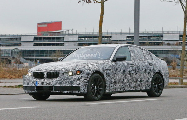 leaked ordering guide shows bmw 5-series is going semi-autonomous - DOC585499