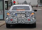 Spy Shots: Mercedes E-Class Spied Inside and Out - image 580897