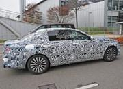 Spy Shots: Mercedes E-Class Spied Inside and Out - image 580894