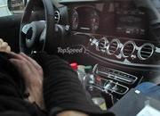 Spy Shots: Mercedes E-Class Spied Inside and Out - image 580888