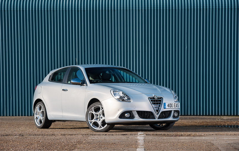 2014 Alfa Romeo Giulietta Business Edition High Resolution Exterior Wallpaper quality - image 585733