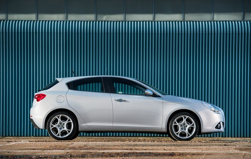 2014 Alfa Romeo Giulietta Business Edition High Resolution Exterior - image 585734
