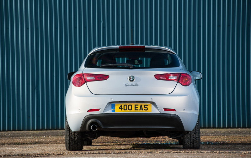 2014 Alfa Romeo Giulietta Business Edition High Resolution Exterior - image 585735