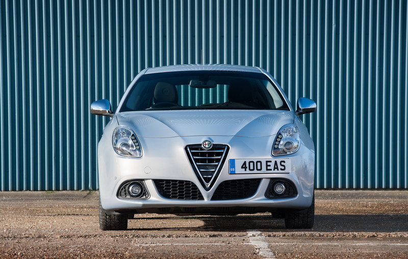 2014 Alfa Romeo Giulietta Business Edition High Resolution Exterior - image 585732