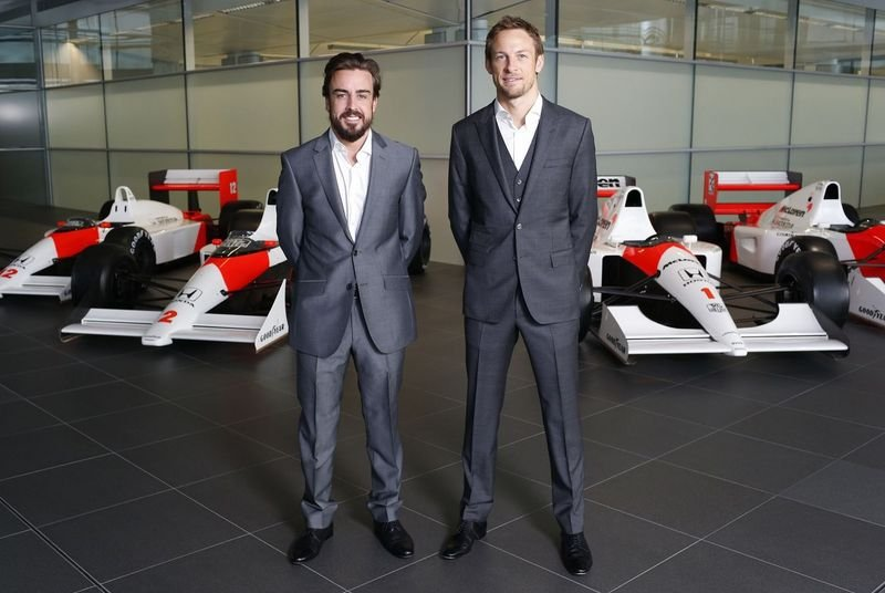 Alonso and Button Together is Great for McLaren and Terrible for F1