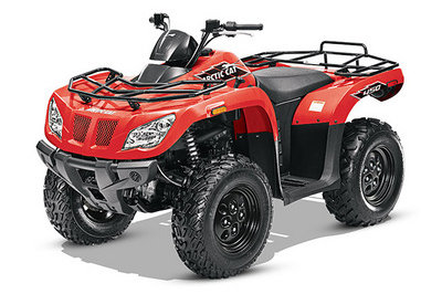 2015 Arctic Cat 450