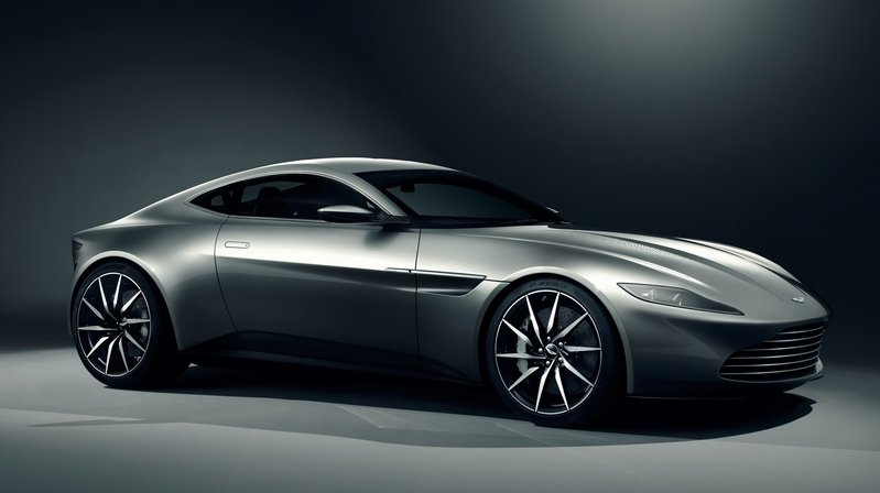Aston Martin Will Sell Just One DB10, But Not For Road Use