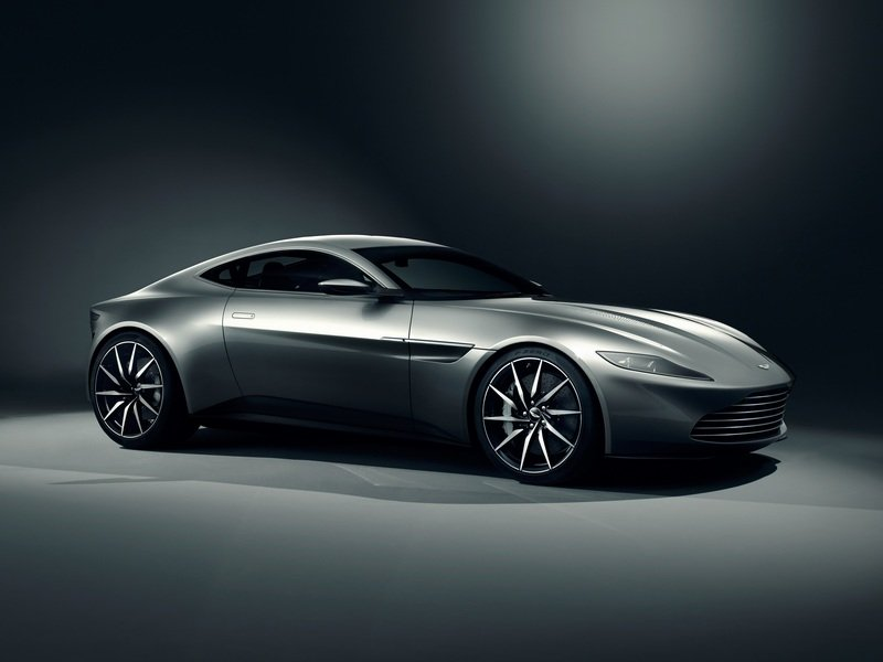 2015 Aston Martin DB10 High Resolution Exterior - image 581091