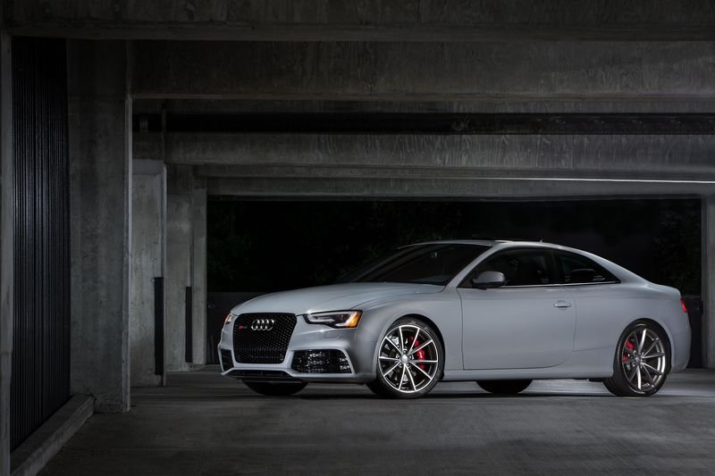 2015 Audi RS 5 Coupe Sport Edition High Resolution Exterior - image 599620