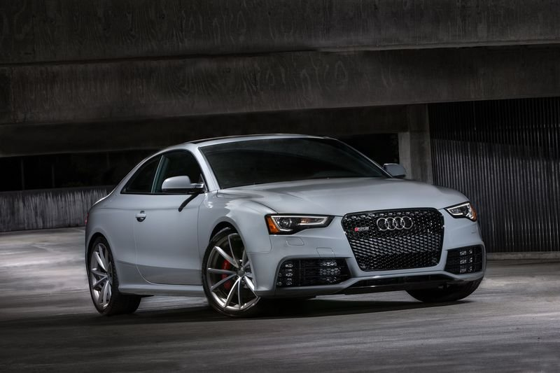 2015 Audi RS 5 Coupe Sport Edition High Resolution Exterior Wallpaper quality - image 599622