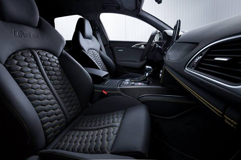 2015 Audi RS6 Avant by Audi Exclusive Interior - image 600493