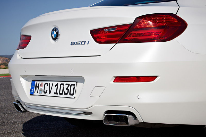 2016 BMW 6 Series Gran Coupe High Resolution Exterior - image 585576