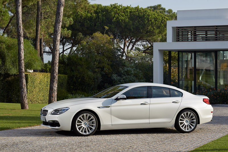 2016 BMW 6 Series Gran Coupe High Resolution Exterior - image 585581