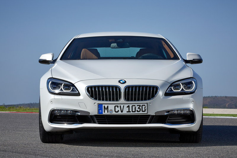 2016 BMW 6 Series Gran Coupe High Resolution Exterior - image 585586