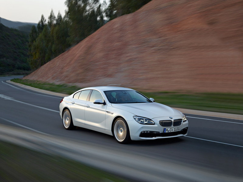 2016 BMW 6 Series Gran Coupe High Resolution Exterior - image 585593