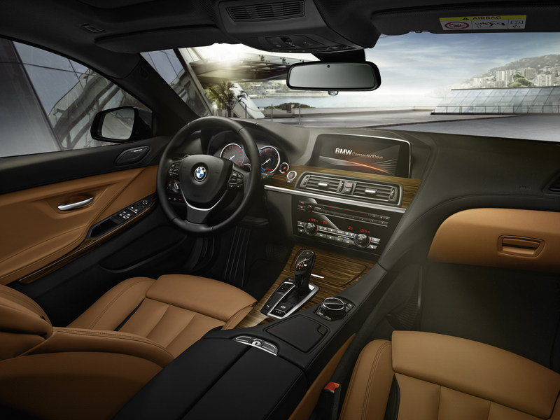 2016 BMW 6 Series Gran Coupe High Resolution Interior - image 585570
