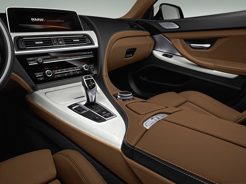 2016 BMW 6 Series Gran Coupe Interior - image 585565