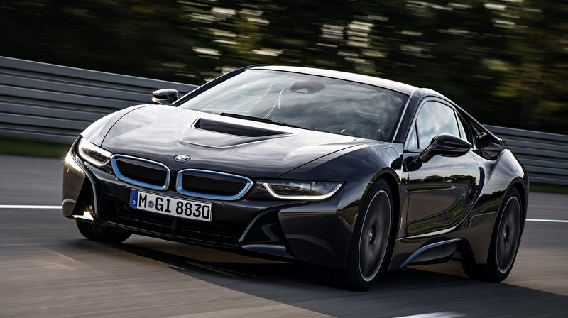 BMW i8 Recalled for Fire Risk