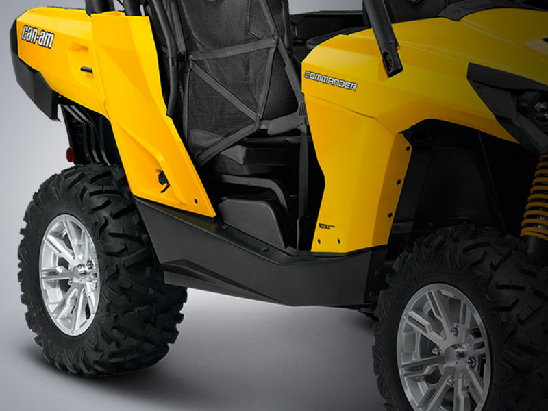 2015 Can-Am Commander DPS