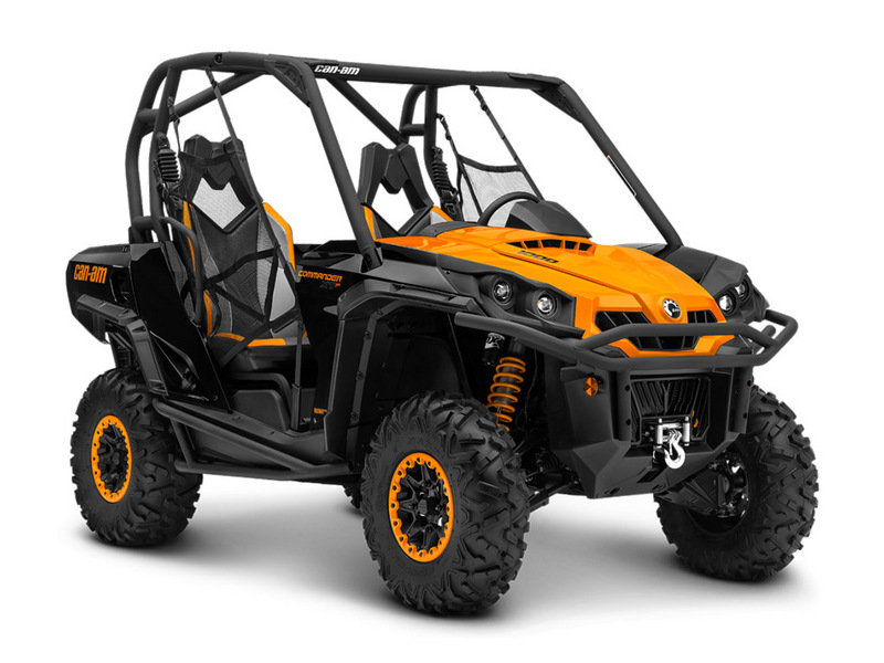 2015 Can-Am Commander XT-P