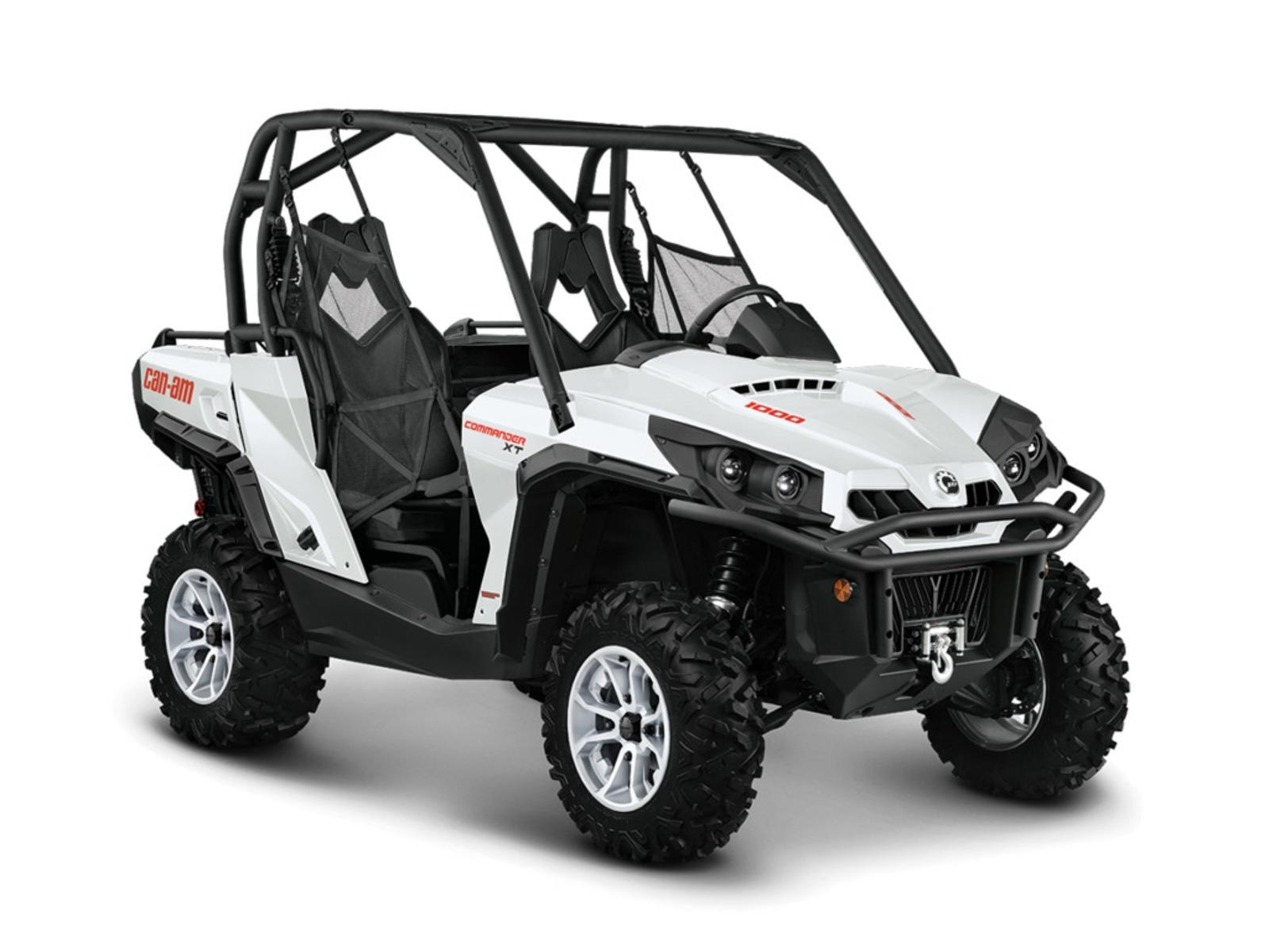 2015 Can Am Commander Xt Review Top Speed