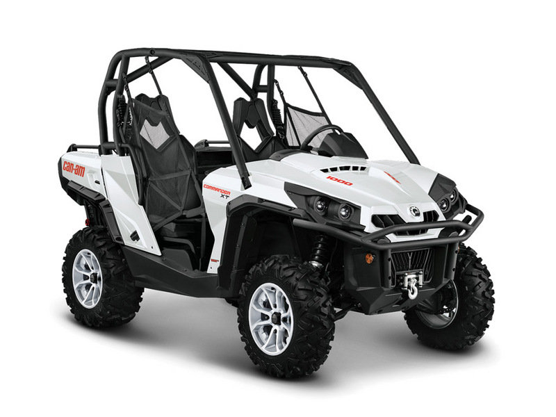 2015 Can-Am Commander XT
