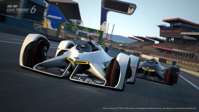 Chevrolet Chaparral 2X Concept is Now Available on Gran Turismo 6