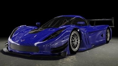 2015 Chevrolet Corvette Daytona Prototype by IMSA