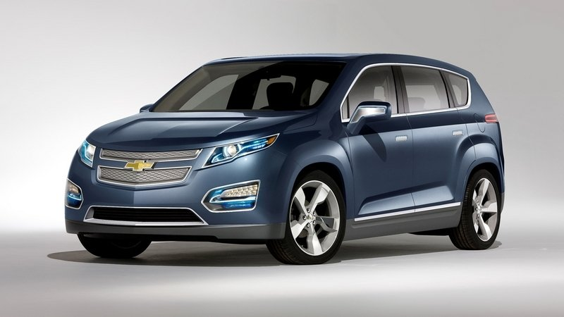 "Chevrolet Trademarks ""Crossvolt"" Moniker"