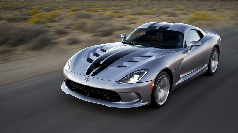 Dodge Has Big Plans to Save the Viper