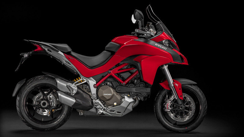 2015 Ducati Multistrada 1200 S D|air High Resolution Exterior - image 599996