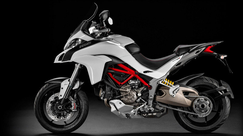 2015 Ducati Multistrada 1200 S High Resolution Exterior - image 599991