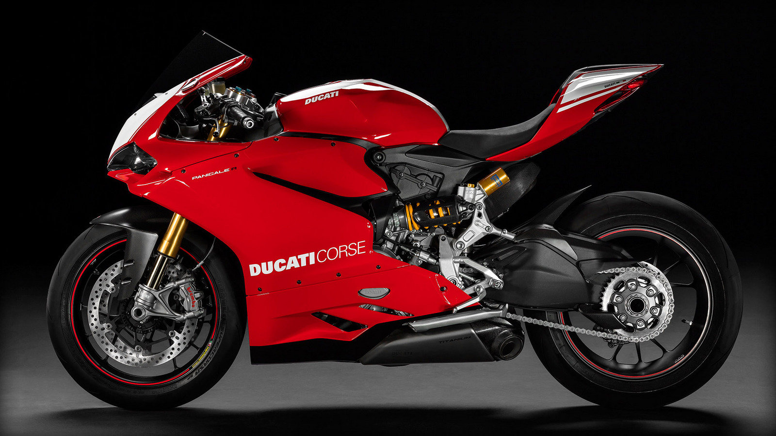 Ducati Superbike  Panigale Top Speed