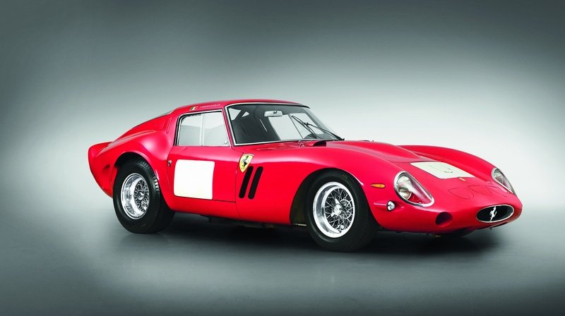 Of the 20 Most Expensive Cars Sold at Auction in 2014, 14 Wore a Ferrari Badge