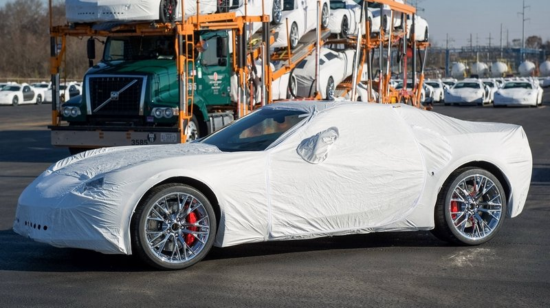 The First Corvette Z06s are on Their Way to Customers