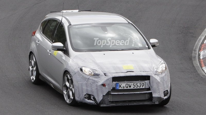 Confirmed: Ford to Add the Focus RS to its American Lineup
