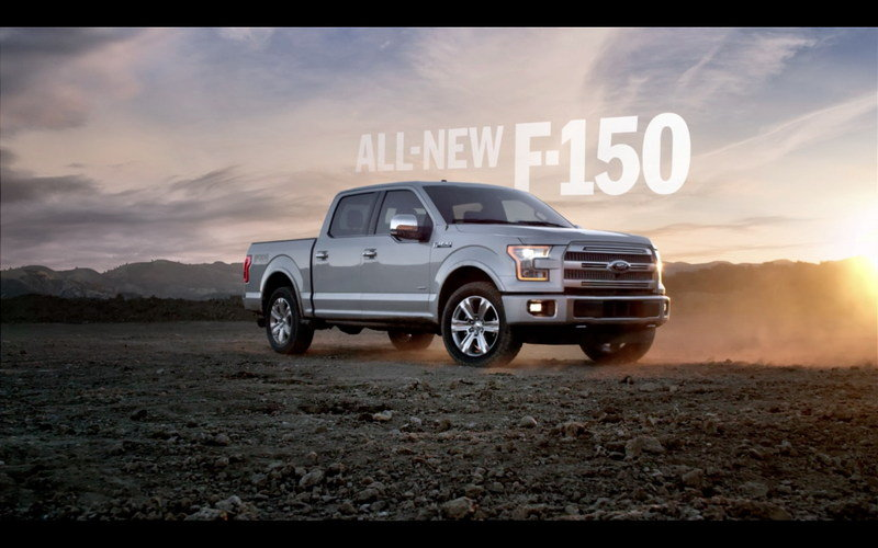 Ford Launches F-150 Marketing Campaign High Resolution Exterior - image 600547