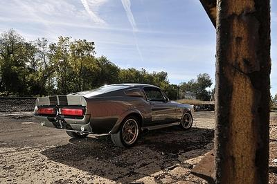 Ford Mustang Eleanor Will be Auctioned on December 12 Exterior - image 581860
