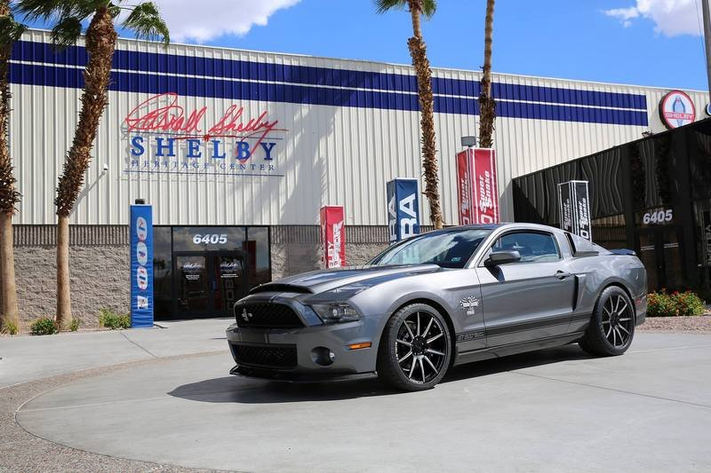 2007 - 2014 Ford Shelby GT500 Super Snake Signature Edition by Shelby American