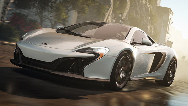 Forza Horizon 2 Gets NAPA Chassis Car Pack