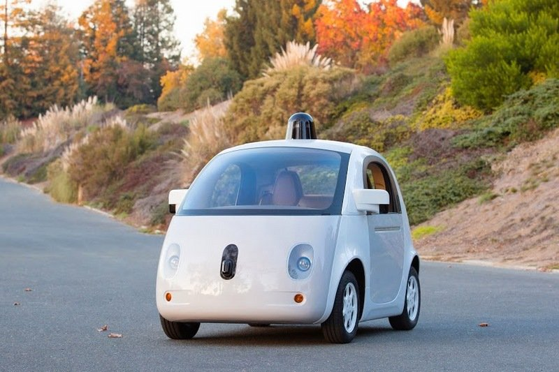 Google Unveils Self-Driving Car Project Exterior - image 599936