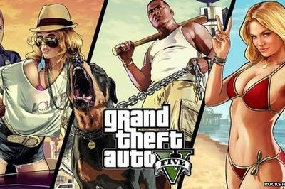GTA 5 Removed From Target and Kmart Shelves in Australia