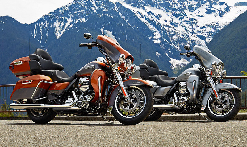 2015 Harley-Davidson Electra Glide Ultra Classic Exterior - image 581575