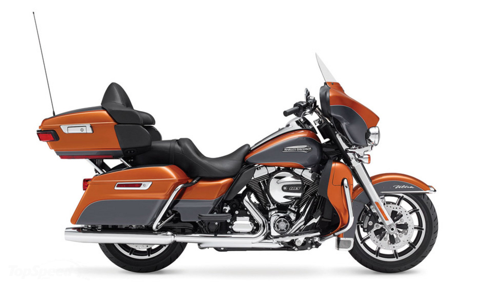 2015 Harley-Davidson Electra Glide Ultra Classic Review