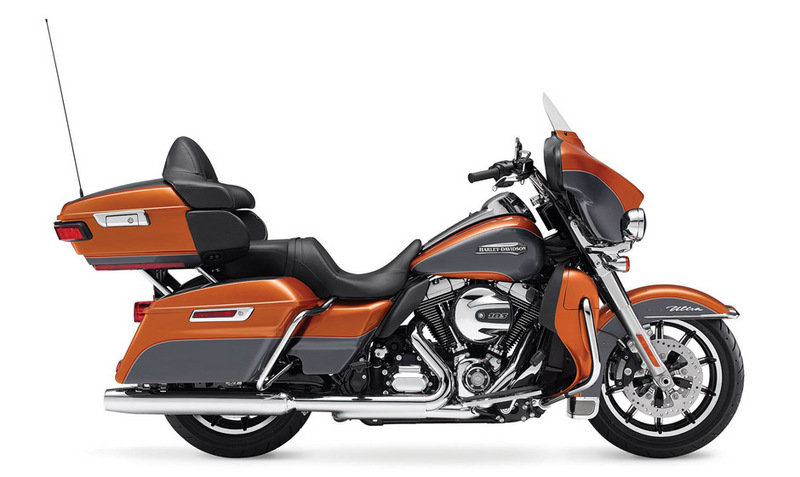2015 - 2016 Harley-Davidson Electra Glide Ultra Classic / Electra Glide Ultra Classic Low