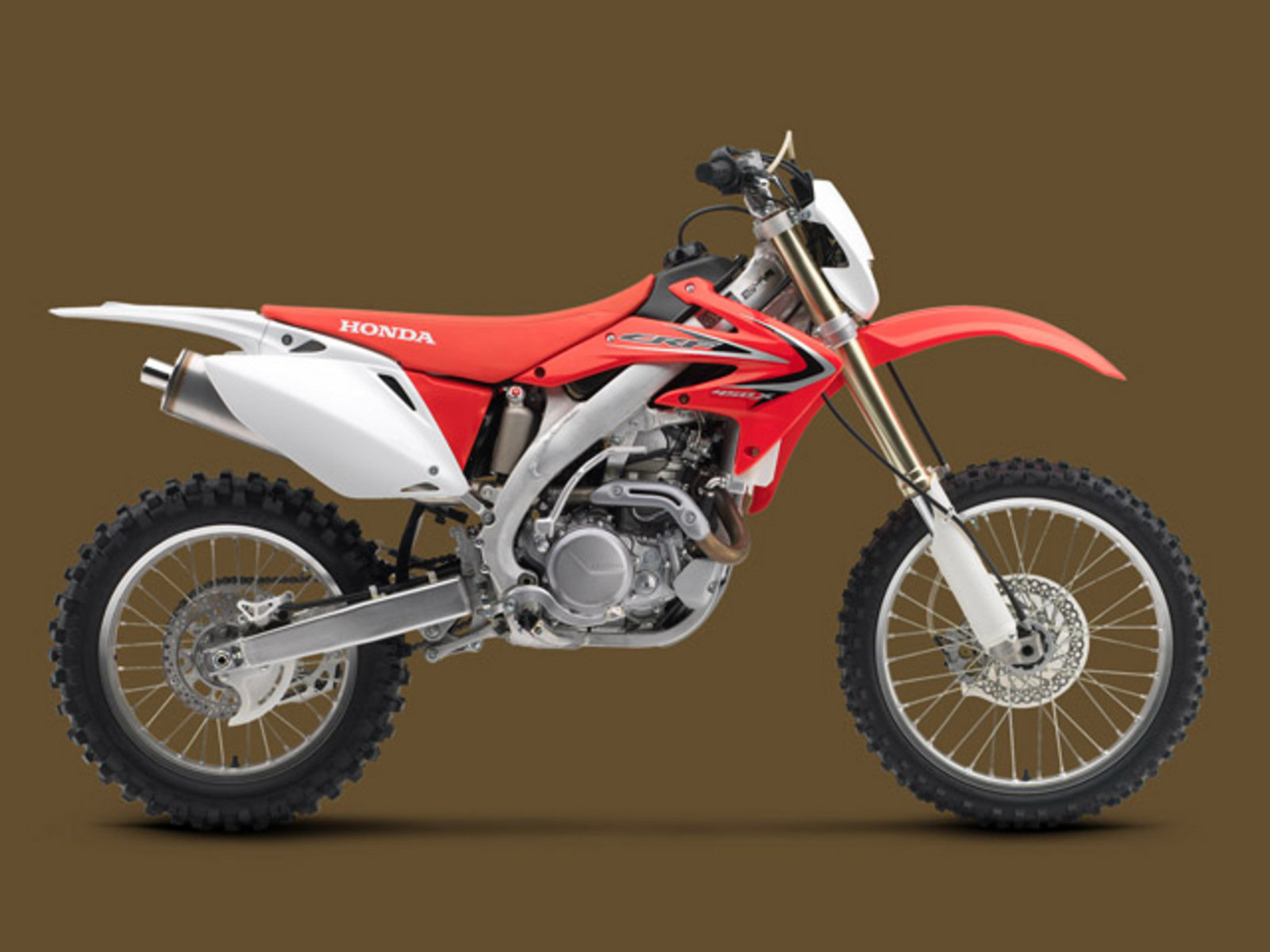 2015 Honda CRF450X Review - Top Speed